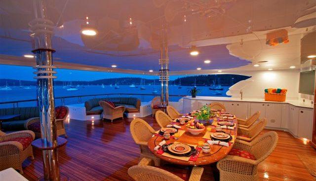 Sorcha Charter Yacht - 4