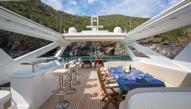 La Rosa Charter Yacht - 4