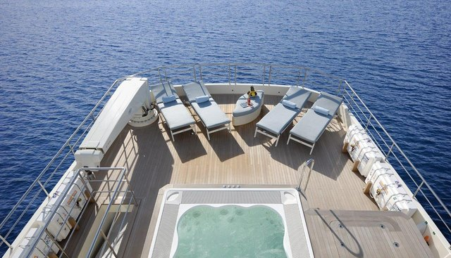 Serenitas Charter Yacht - 4