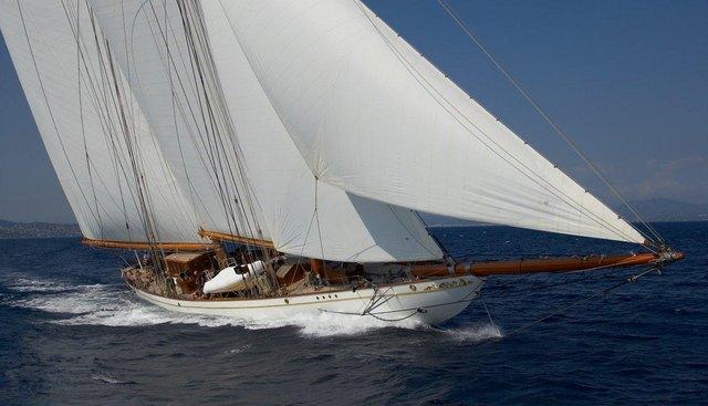 Germania Nova Charter Yacht