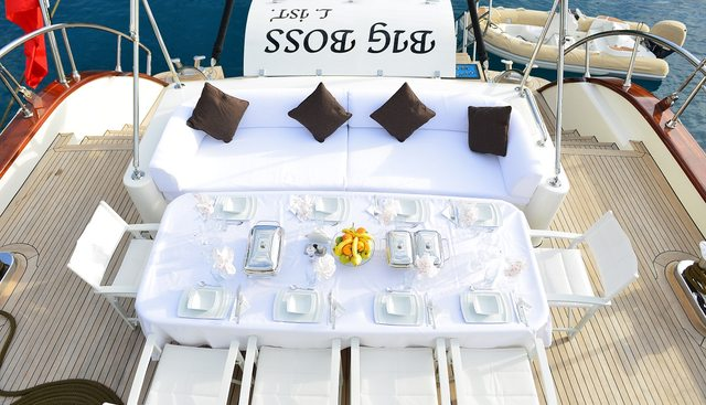 Big Boss Charter Yacht - 5