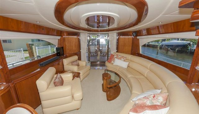 Conundrum Charter Yacht - 8
