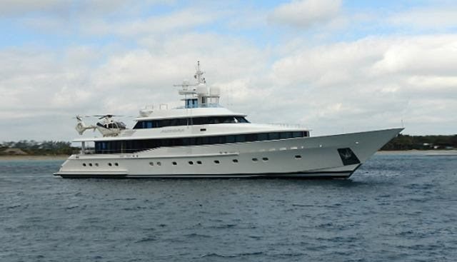 Aurora A Charter Yacht - 3