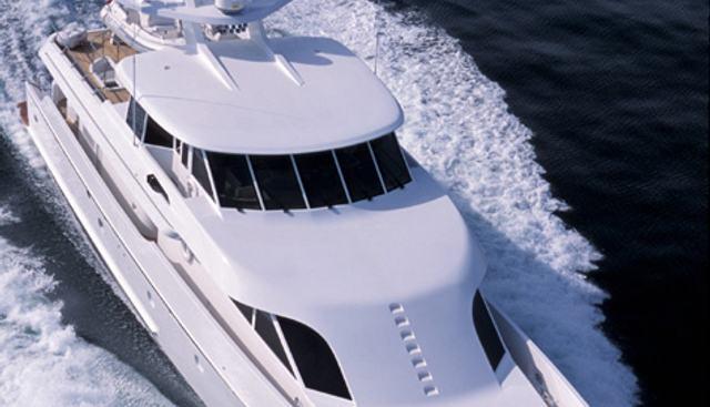 C Jewel Charter Yacht - 3