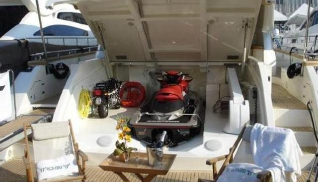 Toby Charter Yacht - 7