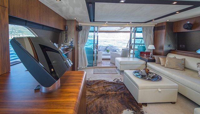 Schatzi Charter Yacht - 8