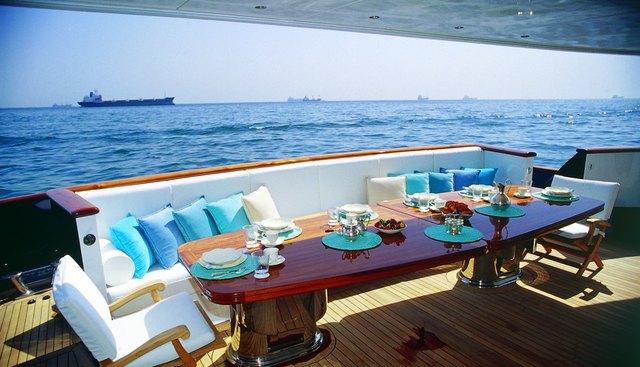 Jasmine Charter Yacht - 4