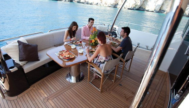 Tuppence Charter Yacht - 2