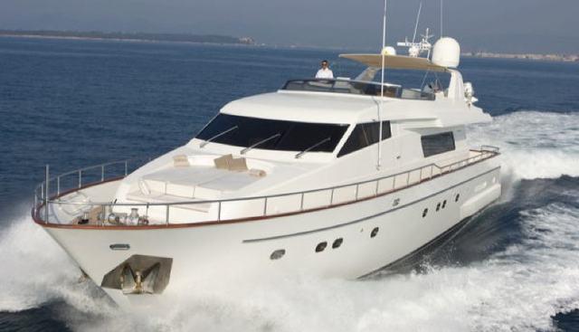 Nel Blu Charter Yacht