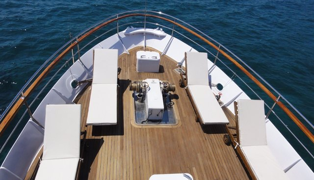 Black Pepper Charter Yacht - 2