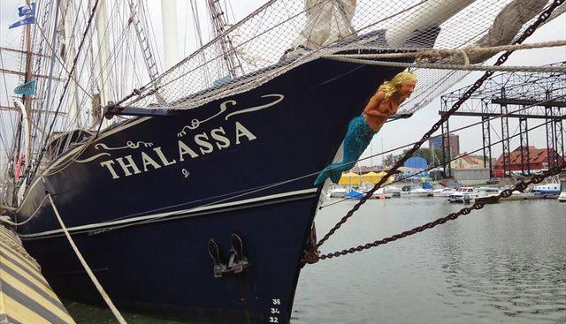 Thalassa Charter Yacht - 3