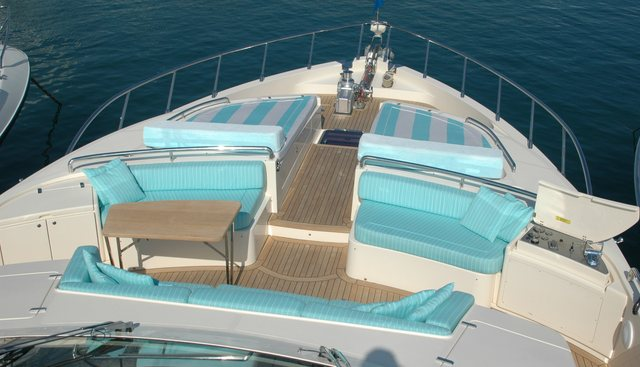 Sel Charter Yacht - 3