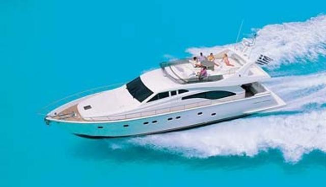 Meli Charter Yacht