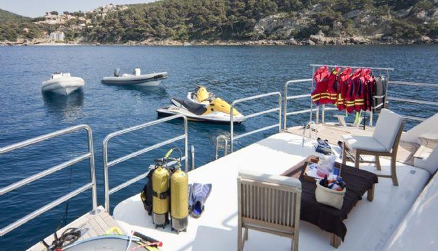 Sensation Charter Yacht - 5