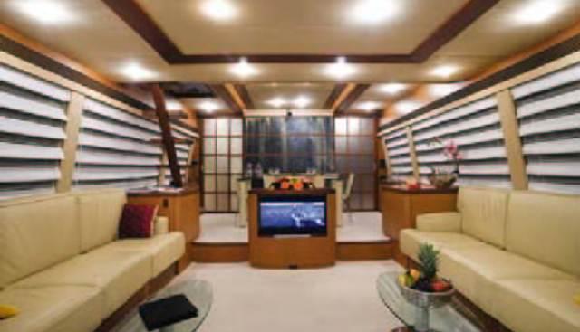Debra One Charter Yacht - 5