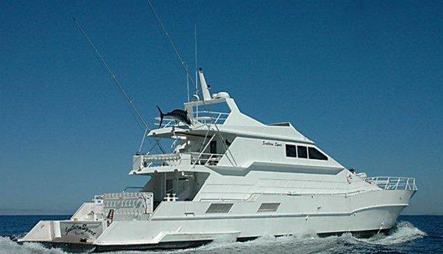 118' Breaux Fisher Charter Yacht - 2