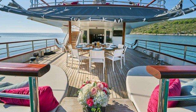 Corsario Charter Yacht - 3