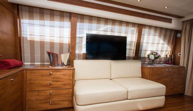 ZINA Charter Yacht - 6