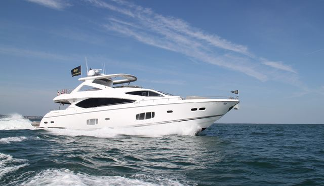 Veuve Charter Yacht - 2