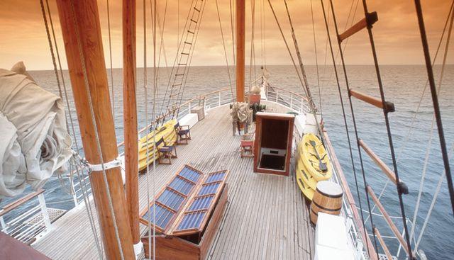 Sagitta Charter Yacht - 2