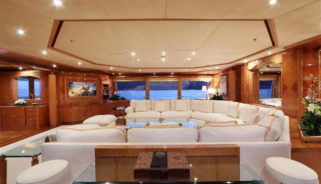 Dr No No Charter Yacht - 4