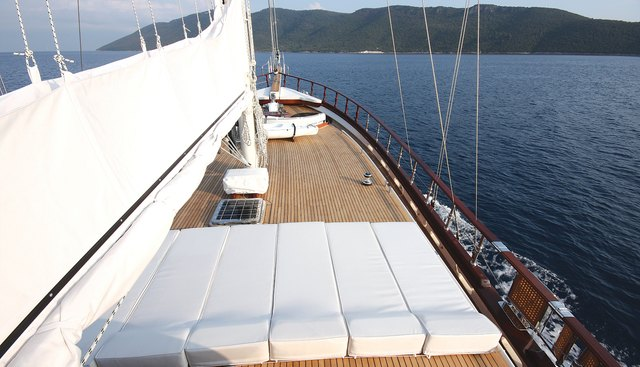 White Goose Charter Yacht - 3