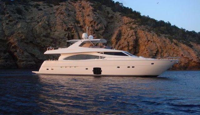Sabrina Charter Yacht - 2