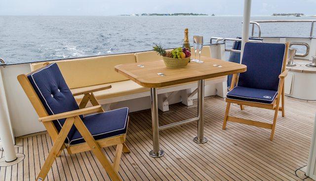 Fantom Charter Yacht - 3