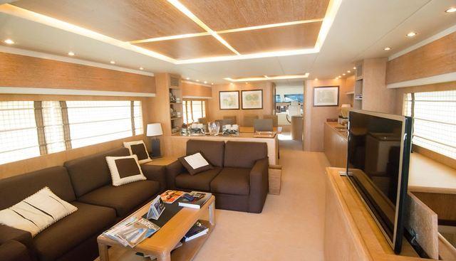 Ocean Odyssey Charter Yacht - 5