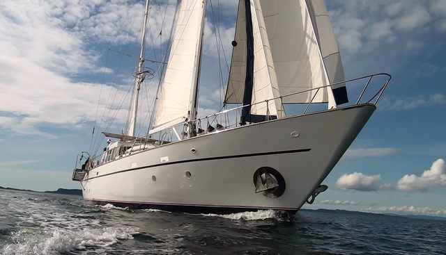 Lord Jim Charter Yacht - 2