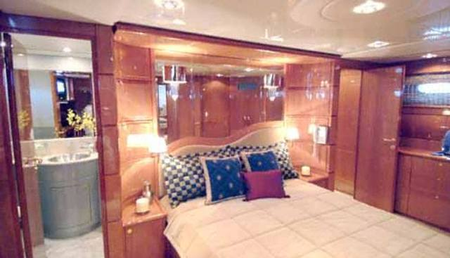Aenigma Charter Yacht - 4
