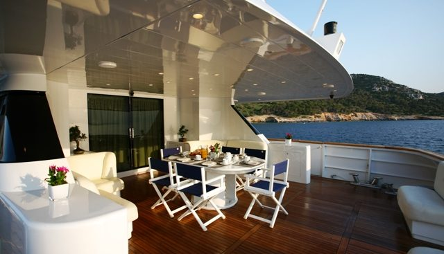 Obsesion Charter Yacht - 4