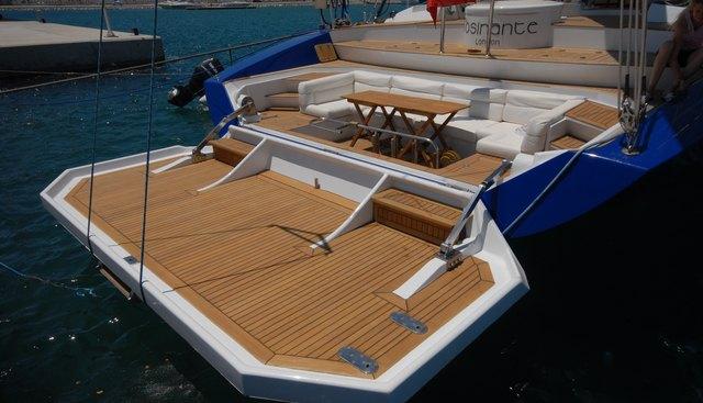 Rosinante of Notika Charter Yacht - 5