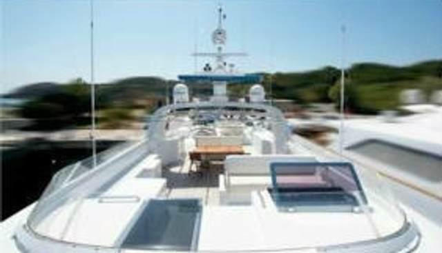 Oktana Charter Yacht - 3
