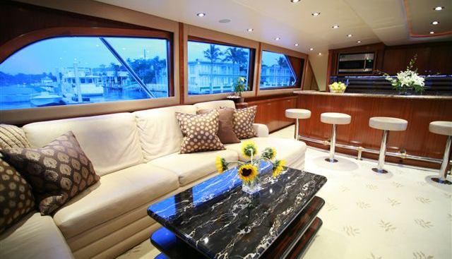 Pier Pressure Charter Yacht - 5