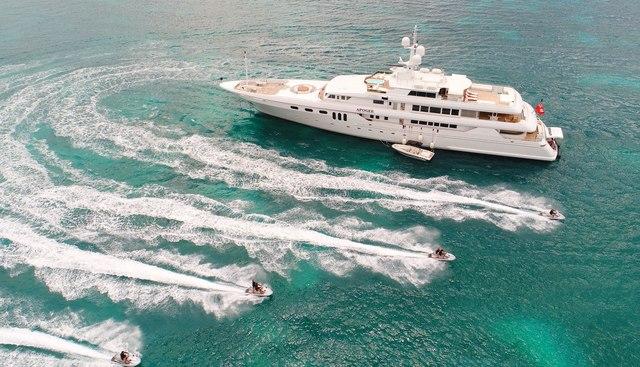 Apogee Charter Yacht