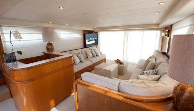 First Lady Charter Yacht - 6