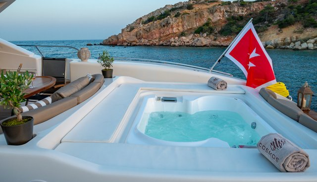 Cosmos I Charter Yacht - 3