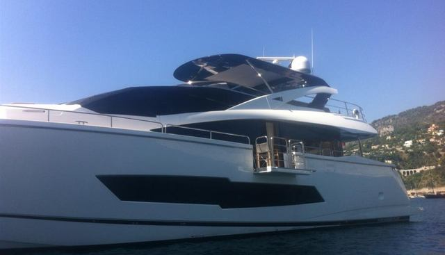 M Charter Yacht - 8