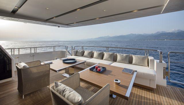 Dinaia Charter Yacht - 6