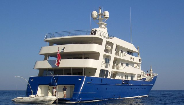 Force Blue Charter Yacht - 5