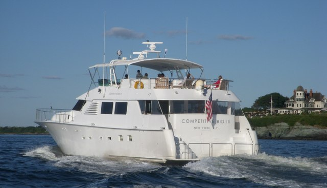 Competitive Bid III Charter Yacht - 3