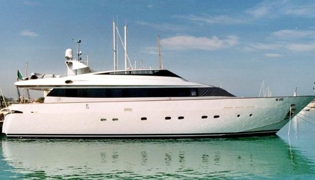 Spago Charter Yacht - 2