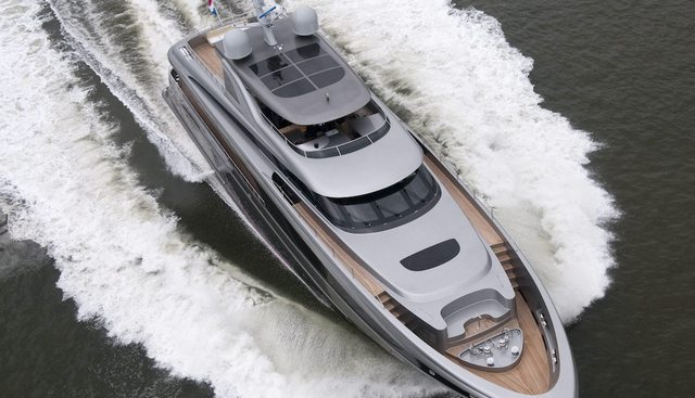 Lucia M Charter Yacht - 3