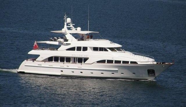 Heaven Can Wait Charter Yacht