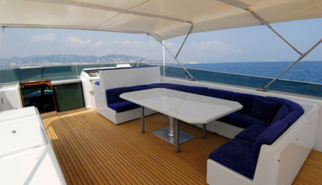 Providence Charter Yacht - 6