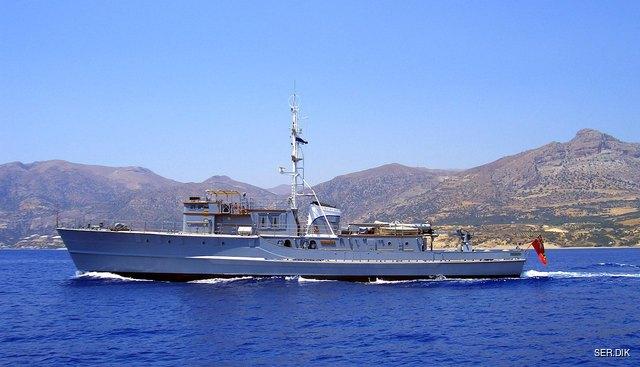 Tubingen Charter Yacht - 2