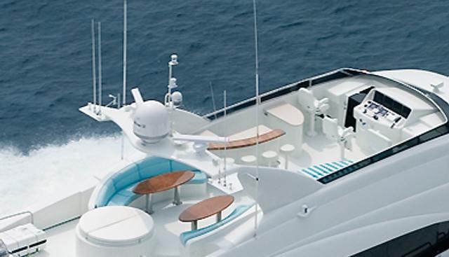 Le Reve Charter Yacht - 3