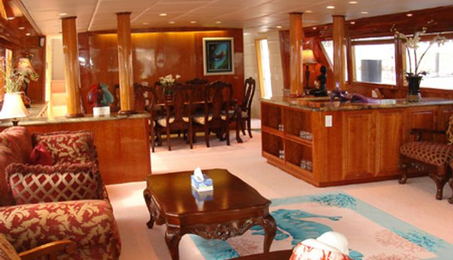 Shinyo Florentina Charter Yacht - 2