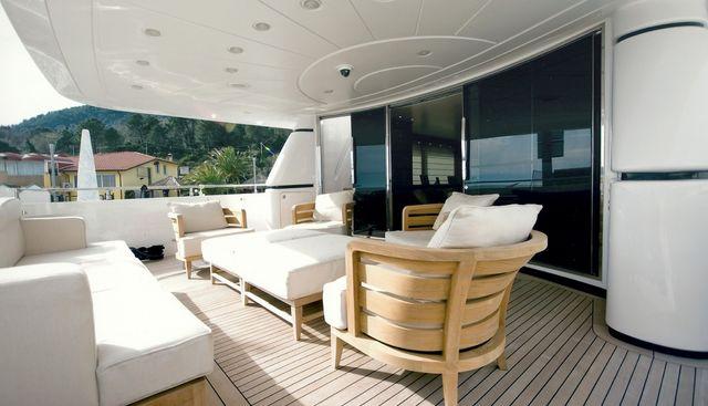 Sky Khan Charter Yacht - 4